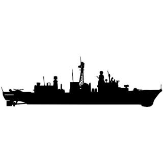 Unsere 122er Fregatten Marine-Wappenringe sind...