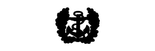 Navy Rings of German Electronic Surveillance Ships