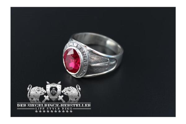 Traditions-Ring des KSK