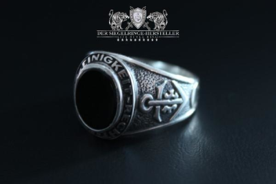 Traditional ring of German marine engineers