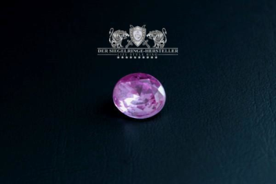 Traditional ring of sailors special size XXS tourmaline pink