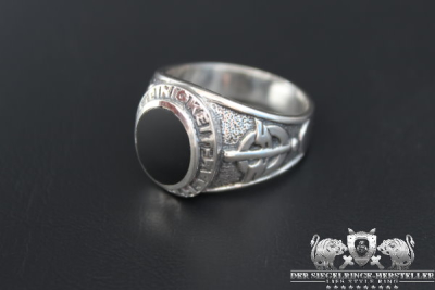 Traditional ring of German army logistics size 55...